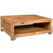 vidaXL Vintage konferenční stolek z mangovníkového dřeva