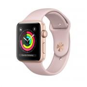 Apple Watch Series 3 Oro con correa rosa 42 mm MQL22QL/A