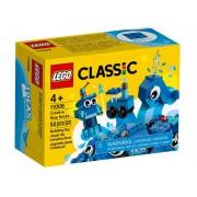 Lego Конструктор Lego Classic Синий набор для конструирования 11006