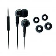 Razer Moray Plus In-Ear - слушалки с микрофон за iPhone, iPod, iPad и мобилни устройства (bulk) - зелени