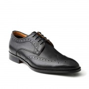 Croft Estaves Shoes Black FLP694