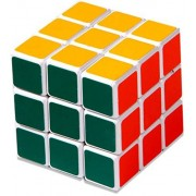 HOMMER Magic Speed Cube, Reignet Colorful 3x3x3 Popular Speed Cube Puzzle (1 Pieces)