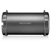 Multilaser Caixa de Som Bazooka Bluetooth/FM/SD/USB/P2 20W Multilaser - SP233 SP233