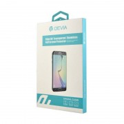 Folie protectie Devia Clear 3D (margini curbate) pentru Samsung Galaxy S6 Edge G925