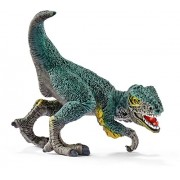 Schleich North America Velociraptor, Mini Toy Figure