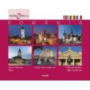 Romania - Orase vechi orase noi - Calator prin tara mea