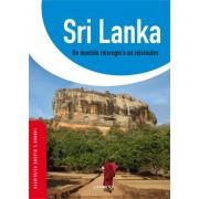 Reisgids Lannoo's Blauwe reisgids Sri Lanka | Lannoo