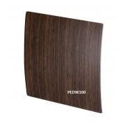 Awenta Wentylator łazienkowy z higrostatem cichy kolory drewno