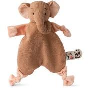 Ebu elefánt, rózsaszín - altató