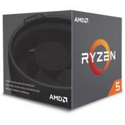 AMD Ryzen 5 1400 3.2GHz BOX YD1400BBAEBOX processzor