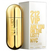 212 VIP By Carolina Herrera Eau De Parfum Spray for Women 2.70-Ounce
