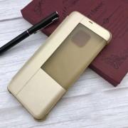 UltraThin para Huawei Mate 20, con pantalla de llamada ID (oro)