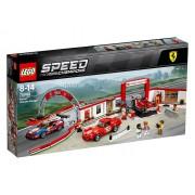d75889 Garajul Suprem Ferrari - Ambalaj deteriorat
