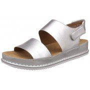 Clarks Women's Alderlake Sun Metallic Fashion Sandals - 4.5 UK/India (37.5 EU)