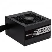 Захранване Corsair Builder Series CX 80+ Bronze, 650 Watt, ATX, EPS12V, PS/2, Power Supply, EU Version, CP-9020122-EU