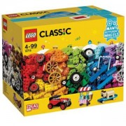 Конструктор Лeго Класик - Тухлички на колела, LEGO Classic, 10715