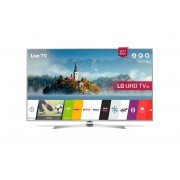 "TV LED, LG 49"", 49UJ701V, Smart, webOS 3.5, 1900PMI, WiFi, Active HDR, Voice Search, UHD 4K"