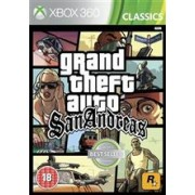 Grand Theft Auto San Andreas Xbox360