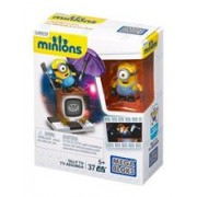 Jucarie Mega Bloks Minions Silly TV 37pcs