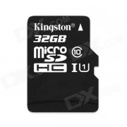 Kingston Micro SDHC TF Card - Black (32GB / Class 10)