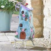 Kerti Pixie tündérlak dekoráció 34 cm