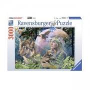 Пъзел Ravensburger 3000 елемента, Самодива, 705009