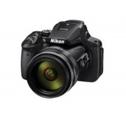 "Nikon Camara nikon coolpix p900 bridge 16mp - 3"" - zoom 83x - vr - full dh - wifi - gps - nfc"