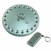 TRIBALSENSATION Portable 23 LED Outdoor UFO remote controlled Light for Camping, Tent