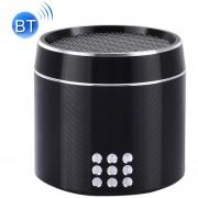 Portable Verdadero Wireless Stereo Mini Altavoz Bluetooth Con Indicador LED Y Arnés Para IPhone, Samsung, HTC, Sony Y Otros Smartphones (negro)