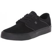 DC Men s Mikey Taylor Vulc Mikey Taylor Signature Skate Shoe Black 6 D(M) US