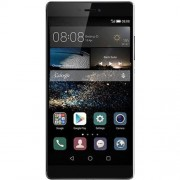 Huawei P8 (Black, Dual Sim, Local Stock)