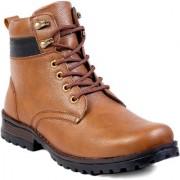 Men's Styalish Tan Boot