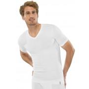 SCHIESSER Модная мужская футболка из хлопка белого цвета SCHIESSER 205429шис Белый