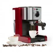 Passionata Rossa 20 Macchina del Caffè Espresso 20 bar Cappuccino Schiuma rosso