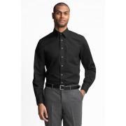 C&A Businesshemd Regular Fit, Zwart, Maat: 41