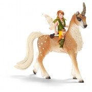 Schleich Male Elf on Unicorn