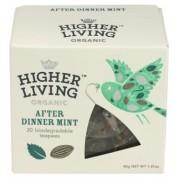 Ceai premium AFTER DINNER eco, 20 plicuri, Higher Living
