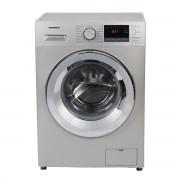 Masina de spalat rufe Heinner HWM-M7014SA+++, 7KG, 1400 rpm, A+++, Display mare, Argintiu
