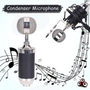 Aeoss Professional Condenser Microphone Sound Studio Recording Dynamic Microphone For Studio Studies Broadcast Recording