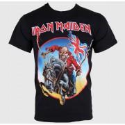 tricou stil metal bărbați Iron Maiden - - ROCK OFF - IMTEE01MB