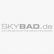Duravit Brioso Waschtischunterbau BR410601079 1290x553 mm, Nussbaum Natur/Chrom, 4 Auszüge