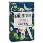 Heath & Heather Relaxing Night Time Tea Bio