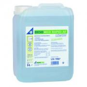Desomed - Dr. Trippen GmbH DESOMED Rapid AF Lemon Alkoholische Schnelldesinfektion, Desinfektion und Reinigung von nichtinvasiven Medizinprodukten, 1000 ml - Flasche