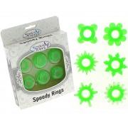Cockring Spoody Verdes Kit 6