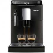 Автоматична еспресо машина Philips 3100 series, 3 напитки, Приставка Classic за разпенване, Черна, EP3510/00