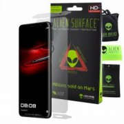 Folie Alien Surface HD Huawei Mate RS Porsche Design protectie spate laterale + Alien Fiber cadou