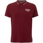 Crosshatch Men's Morristown Polo Shirt - Sun Dried Tomato - XL - Red