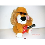 """Singing Light up Animated Friend Hound Dog Sings """"Do You Love Me"""""""