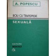 Boli Cu Transmisie Sexuala - A. Popescu