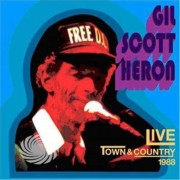Video Delta Scott-Heron,Gil - Live At The Town & Country 1988 - CD